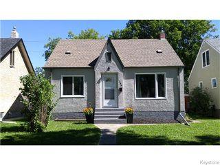 Photo 1: 284 Renfrew Street in WINNIPEG: River Heights / Tuxedo / Linden Woods Residential for sale (South Winnipeg)  : MLS®# 1523284