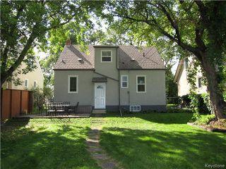 Photo 10: 284 Renfrew Street in WINNIPEG: River Heights / Tuxedo / Linden Woods Residential for sale (South Winnipeg)  : MLS®# 1523284