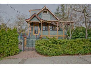 Main Photo: 1101 EDINBURGH STREET in : Moody Park House for sale : MLS®# V1000178