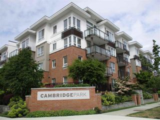 "Photo 1: 110 9500 ODLIN Road in Richmond: West Cambie Condo for sale in ""CAMBRIDGE PARK"" : MLS®# R2068379"