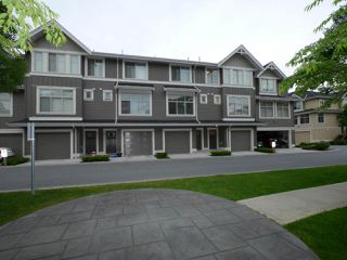 "Main Photo: 36 19525 73 Avenue in Surrey: Clayton Townhouse for sale in ""Uptown Clayton"" (Cloverdale)  : MLS®# R2069814"