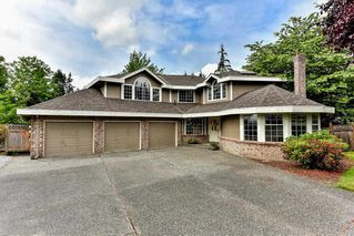 "Photo 1: 14980 81A Avenue in Surrey: Bear Creek Green Timbers House for sale in ""Morningside Estates"" : MLS®# R2075974"