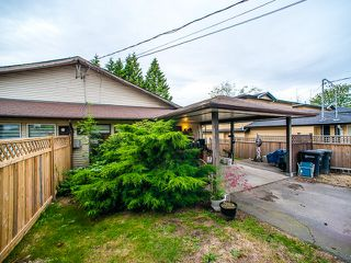 Photo 1: 5445 MANOR Street in Burnaby: Central BN House 1/2 Duplex for sale (Burnaby North)  : MLS®# R2083747