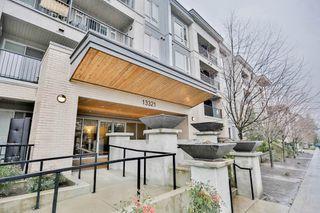 """Photo 2: 418 13321 102A Avenue in Surrey: Whalley Condo for sale in """"Agenda"""" (North Surrey)  : MLS®# R2093962"""