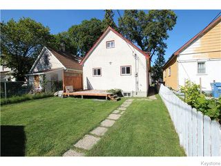 Photo 17: 400 Cathedral Avenue in Winnipeg: North End Residential for sale (4C)  : MLS®# 1623296