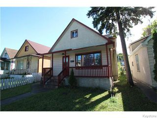 Photo 1: 400 Cathedral Avenue in Winnipeg: North End Residential for sale (4C)  : MLS®# 1623296