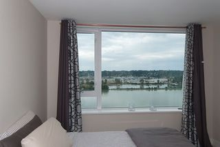 "Photo 19: 1811 668 COLUMBIA Street in New Westminster: Quay Condo for sale in ""TRAPP+HOLBROOK"" : MLS®# R2105687"