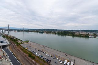 "Photo 9: 1811 668 COLUMBIA Street in New Westminster: Quay Condo for sale in ""TRAPP+HOLBROOK"" : MLS®# R2105687"