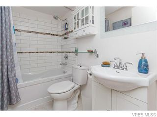 Photo 11: 102 2529 Wark St in VICTORIA: Vi Hillside Condo for sale (Victoria)  : MLS®# 742540