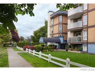 Photo 1: 102 2529 Wark St in VICTORIA: Vi Hillside Condo for sale (Victoria)  : MLS®# 742540