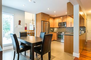 "Photo 6: 3681 BORHAM Crescent in Vancouver: Champlain Heights Townhouse for sale in ""THE UPLANDS"" (Vancouver East)  : MLS®# R2113363"