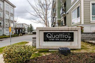 "Photo 15: 222 13789 107A Avenue in Surrey: Whalley Condo for sale in ""QUATTRO 2"" (North Surrey)  : MLS®# R2142523"