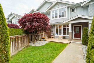 """Photo 1: 118 20449 66 Avenue in Langley: Willoughby Heights Townhouse for sale in """"Nature's Landing"""" : MLS®# R2165126"""