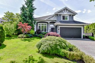 "Photo 1: 3739 155 Street in Surrey: Morgan Creek House for sale in ""ROSEMARY WYND"" (South Surrey White Rock)  : MLS®# R2172311"