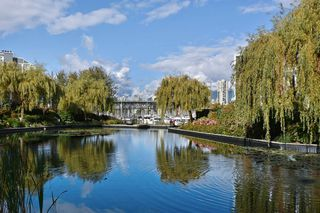 """Photo 19: 202 1502 ISLAND PARK Walk in Vancouver: False Creek Condo for sale in """"THE LAGOONS"""" (Vancouver West)  : MLS®# R2214585"""