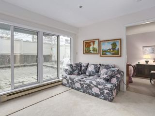 "Photo 3: 108 2238 ETON Street in Vancouver: Hastings Condo for sale in ""ETON HEIGHTS"" (Vancouver East)  : MLS®# R2235764"