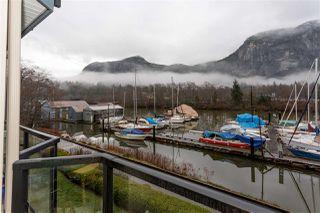 """Photo 3: 205 1468 PEMBERTON Avenue in Squamish: Downtown SQ Condo for sale in """"MARINA ESTATES"""" : MLS®# R2236360"""