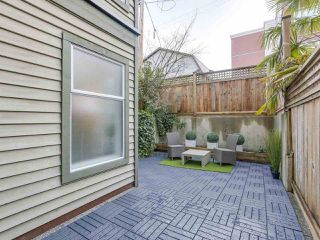 Photo 19: 106 888 W 13TH Avenue in Vancouver: Fairview VW Condo for sale (Vancouver West)  : MLS®# R2241076