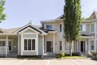 Main Photo: 10 1780 GLASTONBURY Boulevard in Edmonton: Zone 58 Townhouse for sale : MLS®# E4103077