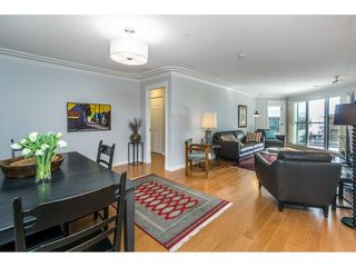 """Photo 1: 319 15210 PACIFIC Avenue: White Rock Condo for sale in """"Ocean Ridge"""" (South Surrey White Rock)  : MLS®# R2259436"""