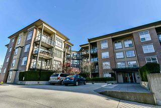Photo 3: 327 10707 139 Street in Surrey: Whalley Condo for sale (North Surrey)  : MLS®# R2260686