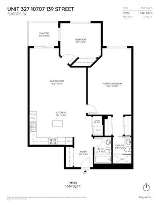 Photo 19: 327 10707 139 Street in Surrey: Whalley Condo for sale (North Surrey)  : MLS®# R2260686