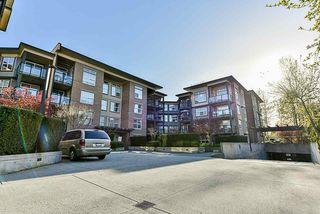 Photo 2: 327 10707 139 Street in Surrey: Whalley Condo for sale (North Surrey)  : MLS®# R2260686