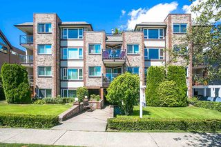 "Photo 1: 403 1251 W 71ST Avenue in Vancouver: Marpole Condo for sale in ""WEST GRANVILLE MANOR"" (Vancouver West)  : MLS®# R2287992"