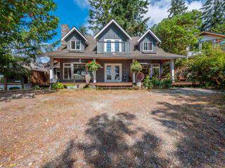 Main Photo: 5639 MINTIE Road in Halfmoon Bay: Halfmn Bay Secret Cv Redroofs House for sale (Sunshine Coast)  : MLS®# R2295050