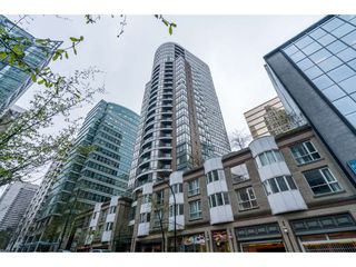 "Photo 1: 2502 1166 MELVILLE Street in Vancouver: Coal Harbour Condo for sale in ""Orca Place"" (Vancouver West)  : MLS®# R2295898"