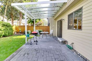 """Photo 16: 1057 LOMBARDY Drive in Port Coquitlam: Lincoln Park PQ House 1/2 Duplex for sale in """"LINCOLN PARK"""" : MLS®# R2305959"""