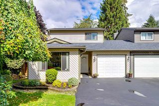 """Photo 1: 1057 LOMBARDY Drive in Port Coquitlam: Lincoln Park PQ House 1/2 Duplex for sale in """"LINCOLN PARK"""" : MLS®# R2305959"""