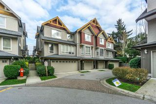"Main Photo: 11 16789 60 Avenue in Surrey: Cloverdale BC Townhouse for sale in ""Laredo"" (Cloverdale)  : MLS®# R2321082"
