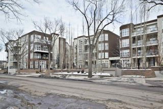 Main Photo: 342 10403 122 Street in Edmonton: Zone 07 Condo for sale : MLS®# E4137437