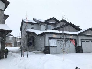 Main Photo: 9425 209A Street in Edmonton: Zone 58 House Half Duplex for sale : MLS®# E4139133