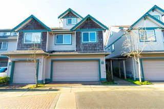 """Main Photo: 24 10411 HALL Avenue in Richmond: West Cambie Townhouse for sale in """"Florence Estates"""" : MLS®# R2332945"""