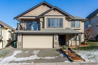 Main Photo: 8526 UNITY Drive in Chilliwack: Eastern Hillsides House for sale : MLS®# R2338285