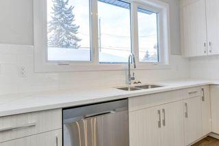 Photo 5: 10518 76 Street in Edmonton: Zone 19 House Half Duplex for sale : MLS®# E4142876
