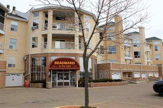 Main Photo: 313 15499 CASTLE_DOWNS Road in Edmonton: Zone 27 Condo for sale : MLS®# E4147658