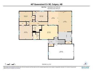 Photo 36: 467 QUEENSLAND Circle SE in Calgary: Queensland Detached for sale : MLS®# C4236793