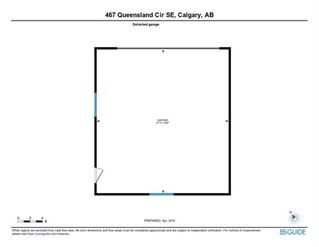 Photo 38: 467 QUEENSLAND Circle SE in Calgary: Queensland Detached for sale : MLS®# C4236793