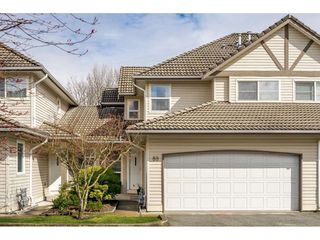 "Photo 1: 89 758 RIVERSIDE Drive in Port Coquitlam: Riverwood Townhouse for sale in ""Riverlane Estates"" : MLS®# R2355605"