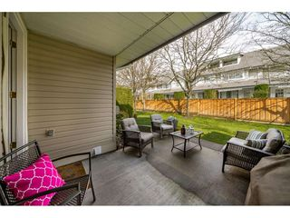 "Photo 18: 89 758 RIVERSIDE Drive in Port Coquitlam: Riverwood Townhouse for sale in ""Riverlane Estates"" : MLS®# R2355605"