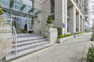"Photo 15: 708 1616 COLUMBIA Street in Vancouver: False Creek Condo for sale in ""THE BRIDGE"" (Vancouver West)  : MLS®# R2356931"