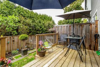 """Photo 17: 25 1055 RIVERWOOD Gate in Port Coquitlam: Riverwood Townhouse for sale in """"MOUNTAIN VIEW ESTATES"""" : MLS®# R2368988"""