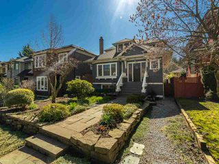 "Main Photo: 4084 W 14TH Avenue in Vancouver: Point Grey House for sale in ""Point Grey"" (Vancouver West)  : MLS®# R2376319"