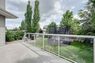 Photo 24: 5335 MULLEN Bend in Edmonton: Zone 14 House for sale : MLS®# E4160815