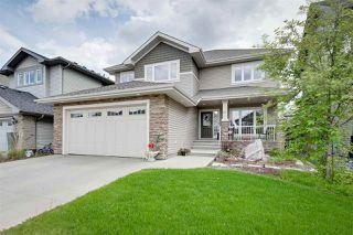 Photo 1: 5335 MULLEN Bend in Edmonton: Zone 14 House for sale : MLS®# E4160815