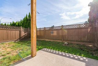 """Photo 20: 3 46568 FIRST Avenue in Chilliwack: Chilliwack E Young-Yale Townhouse for sale in """"Bristol Place"""" : MLS®# R2396875"""