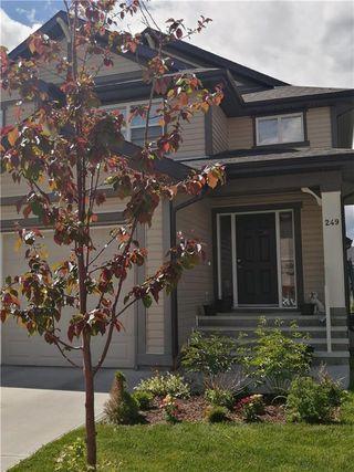 Photo 32: 249 SUNSET Common: Cochrane Semi Detached for sale : MLS®# C4289297